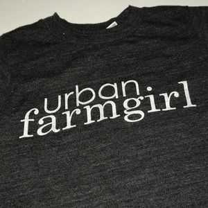 Other - COPY - Urban Farm girl tee size 2T